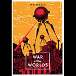Scrojo War of the Worlds Poster