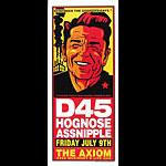 Scrojo D45 Poster