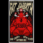 Scrojo Fat Sabbath Poster