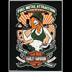 Scrojo Harley-Davidson Poster