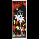 Scrojo Morrissey Baltimore Poster