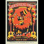 Scrojo Widespread Panic Wood Tour Poster