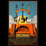 Scrojo Crossroads Guitar Festival 2019 Poster