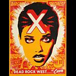 Scrojo X Poster