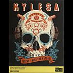 Scrojo Kylesa - Converse Rubber Tracks Tour Poster