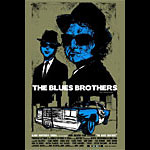 Scrojo The Blues Brothers Movie Poster