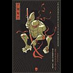 Scrojo Teenage Mutant Ninja Turtles Movie Poster