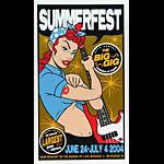 Scrojo Summerfest Poster
