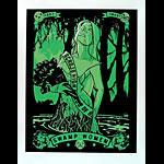 Scrojo Swamp Women Poster