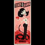Scrojo Tease-O-Rama Burlesque Poster