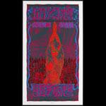 John Seabury Rolling Stones Photo Exhibition Poster
