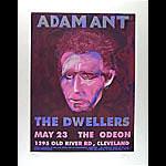 John Seabury Adam Ant Poster