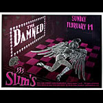 John Seabury The Damned Poster