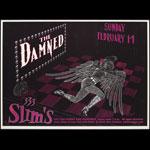 John Seabury The Damned Poster