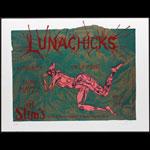John Seabury Lunachicks Poster