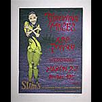 John Seabury Throwing Muses Poster