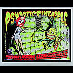 John Seabury Psycotic Pineapple and Buckethead Poster