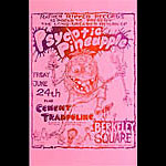 John Seabury Psycotic Pineapple Returns Poster