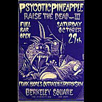 John Seabury Psycotic Pineapple Raise The Dead 3 Poster