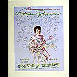 John Seabury Jonathan Richman Poster