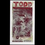 John Seabury Todd Rundgren Poster