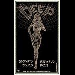 John Seabury The Deep Poster