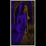 John Seabury Moonlight Mile Art Print
