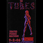 John Seabury The Tubes Poster