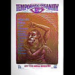 John Seabury and Gary Grimshaw Temporary Insanity Poster