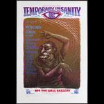 John Seabury and Gary Grimshaw Temporary Insanity Poster