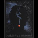 Todd Slater Depeche Mode Poster