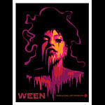 Todd Slater Ween Poster