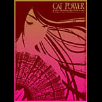 Todd Slater Cat Power Poster