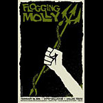 Todd Slater Flogging Molly Poster