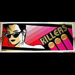 Todd Slater The Killers Poster