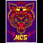 Todd Slater MC5 Poster