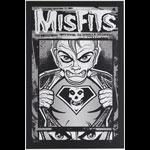 Todd Slater Misfits Poster