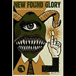 Todd Slater New Found Glory Poster