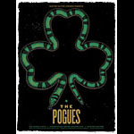 Todd Slater The Pogues Poster