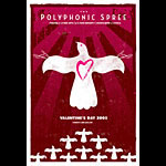 Todd Slater The Polyphonic Spree Poster