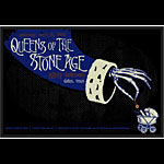 Todd Slater Queens of the Stone Age Poster