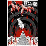 Todd Slater System of a Down Poster