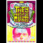 Todd Slater They Might Be Giants Poster