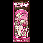 Todd Slater Death Cab For Cutie Poster