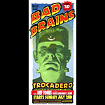 Psychic Sparkplug Bad Brains Poster