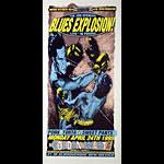 Psychic Sparkplug John Spencer Blues Explosion Poster