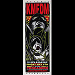 Psychic Sparkplug KMFDM Poster