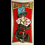 Psychic Sparkplug Reverend Horton Heat Poster