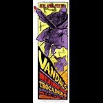 Psychic Sparkplug Vandals Poster