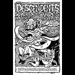 Stainboy The Descendents Poster
